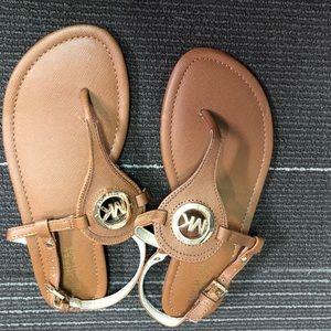 Michael Joes flip flops